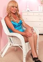 All-American Jenny Hamilton