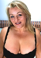 Sexy busty milf loves to suck and fuck