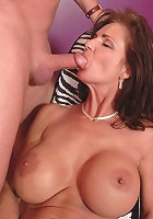 Swinging wives fuck and suck in wild orgies