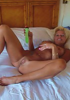 New wife gets ready for gangbang