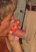 Sucking your husbands cock