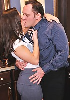 Gracie Glam and Alex Knight