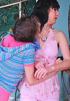 Frances&Agatha lesbian mom and girl
