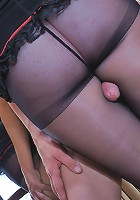Susanna&Morris pantyhosefucking lovely mature chick