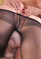Christiana&Nicholas pantyhosefucking amazing mature lady