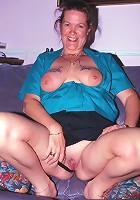 old foxy babe having exclusive mature  blowjob