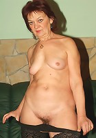 Naughty mature Paula doing what she does best and showing off her smoking hot fat butt