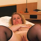 Big titted mature german slut playing with her toys