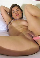 This hot mama loves to get wet and naughty