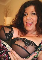 This horny mama is ready for some pleasure