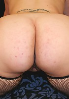Naughty big titted mama getting naked