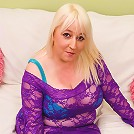 Mature Jo Juggs has got two presents she wants to share