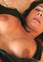 This cute housewife loves to show you her intimate secrets