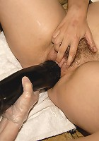 This mature slut loves a hot fist in her wet dripping cunt