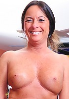 Mature women just get hotter and hornier with age! This nasty slut came to us with a need that can only be filled with long, hard, fuck session with one of our lucky cocksmiths!