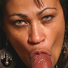 Exotic, brown, MILF booty is here today with Etna Kay! Watch this spicy Brazilian slut take a thick one up her butthole!!