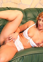 If you've every wanted to stick your dick in the MILF next door, then you've come to the right place! Cindy's that hot and horny mom next door.