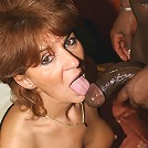 This slut has waited almost an entire lifetime to taste some black cock!