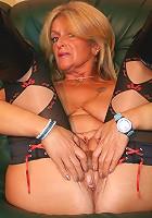 Hot GILF sluts around and gets fucked hard!