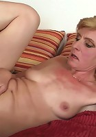 Lovely MILF is pussy-poked