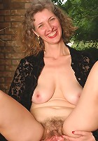 Mature housewife fucked hard on the kitchen table gets cum for dinner