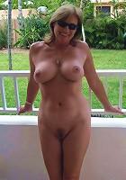 amateur outdoor nude