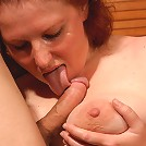 Busty mom porked
