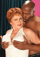 Mature interracial sex