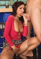Gina Rome Cums Out Of Retirement