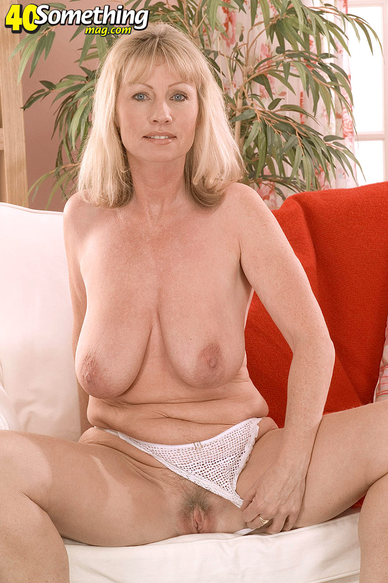 This naked mature