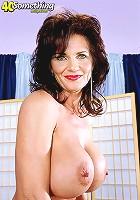 Big busty Deauxma nude teasing