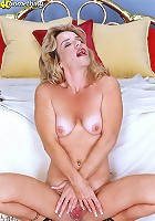 Slutty milf Adora playing with herself