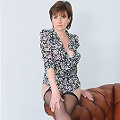 Nylon legs mature