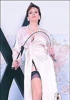 Lingerie dominatrix