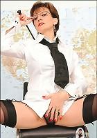 Milf leg mistress