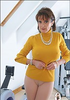 Pantyhose hot wife