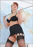Mature dominatrix