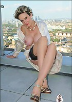 Penthouse tit flash