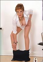 Pantyhose mistress