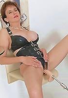 Sonia machine fucked