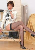 Nylons whip mistress